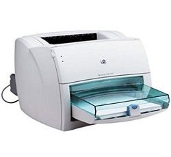 HP LaserJet 1000 Printer