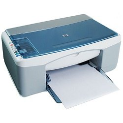 HP PSC 1210 Printer