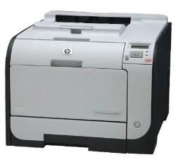 HP Color LaserJet CP2025 Printer