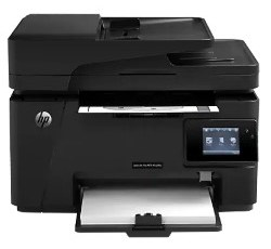 HP LaserJet Pro M128fw Printer