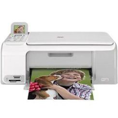 HP Photosmart C4100 Printer