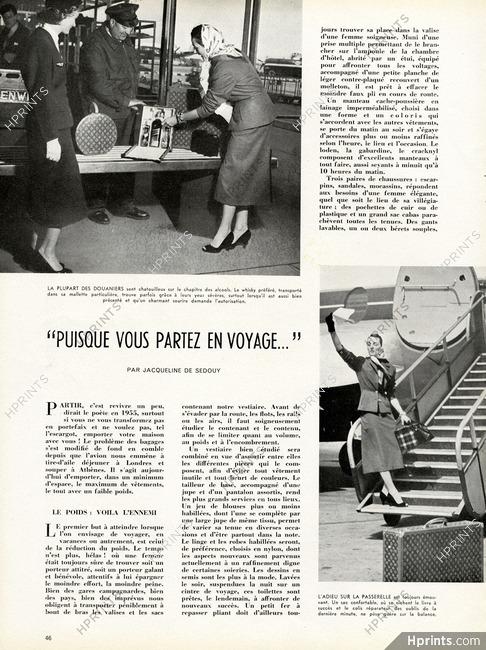 Puisque Vous Partez En Voyage : puisque, partez, voyage, Puisque, Partez, Voyage...,, Louis, Vuitton,, Luggage,