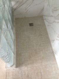 Walk-In + Roll-in Shower Design Hawaii - HPS Construction ...