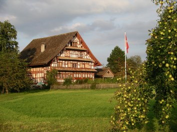 Eglihaus in Hombrechtikon