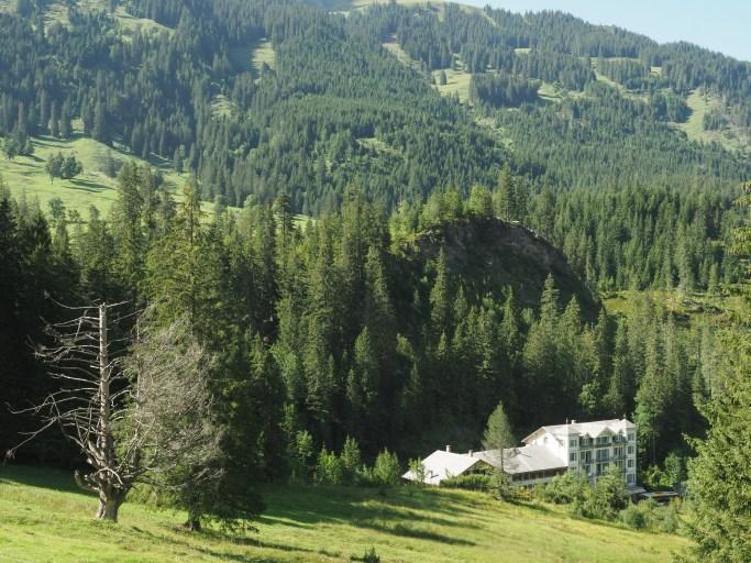Romantisches Hotel Rosenlaui
