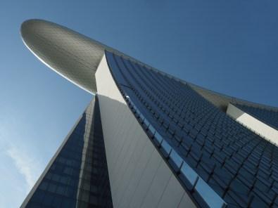 Marina Bay Sands: Spektakuläre Architektur!