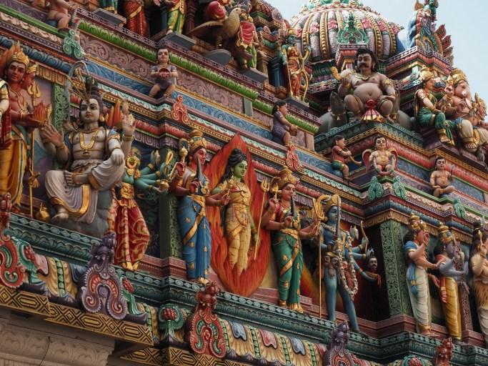 Hindu Tempel in Little India II