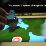 HPX Life31:利用磁鐵在行動裝置螢幕上擬真實體空間互動