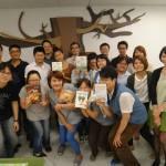 HPX Green 小組合照