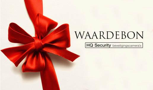 waardebon HQ Security