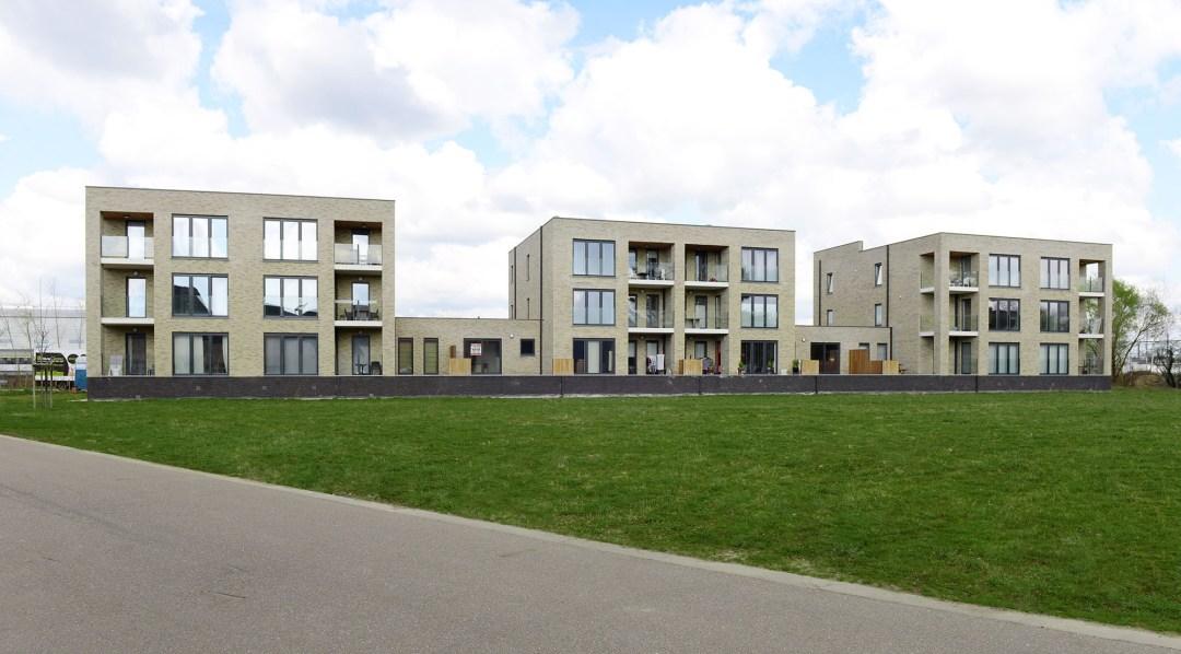 Residentie Het Park appartementen in Hasselt