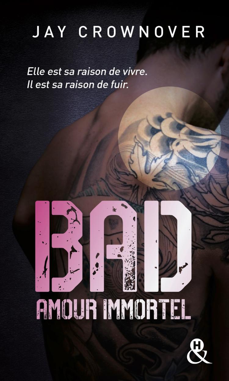 Bad Amour Immortel Harlequin