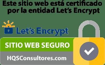 HQS Consultores Web Segura