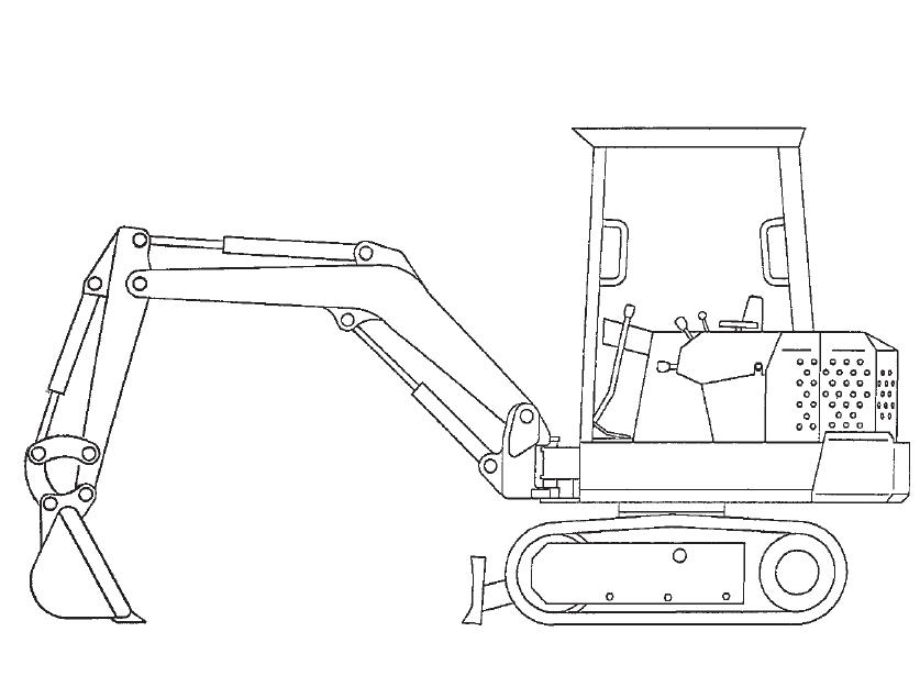 Bobcat X 231 Excavator Service Repair Manual Download(S/N