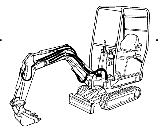 Bobcat 316 Excavator Service Repair Manual Download(S/N