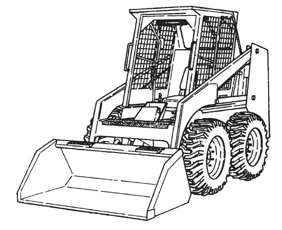 Bobcat 700 720 721 722 Loader Service Repair Manual Download