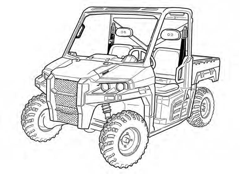 Bobcat 3600 Utility Vehicle Service Repair Manual Download