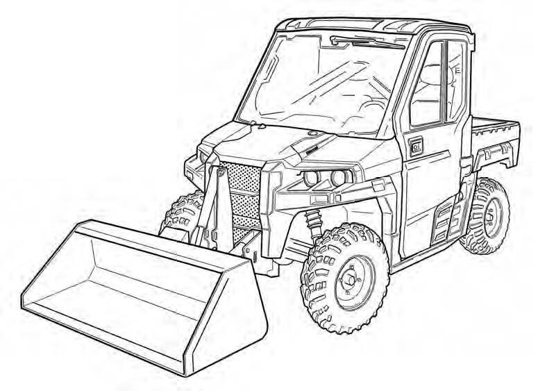 Bobcat 3650 Utility Vehicle Service Repair Manual Download