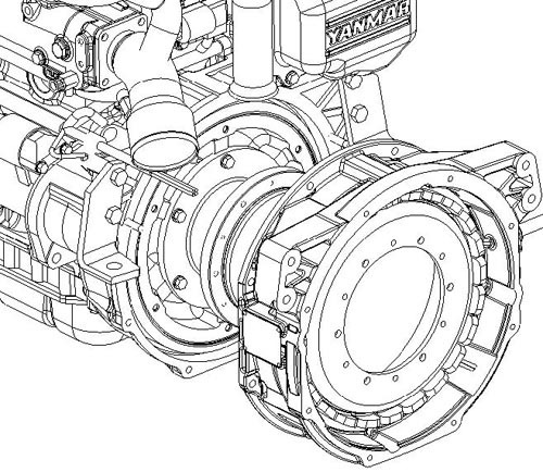 Yanmar MGN Series Nico Marine Gear Service Repair Manual