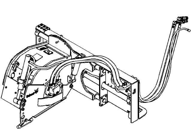Bobcat Planer Service Repair Manual Download(S/N 231200101