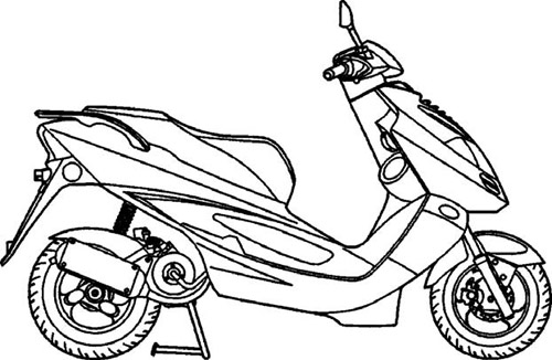 KYMCO SENTO 50 KIWI 50 / 100 Service Repair Manual Download
