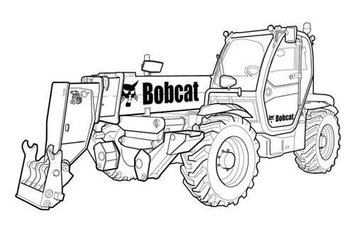 Bobcat T35.130SB / T35.130SLPB / T35.140SB Telescopic