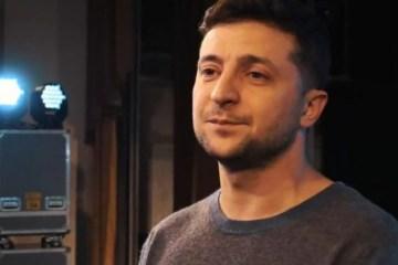 Зеленський очолив рейтинг кандидатів в президенти України