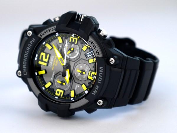 Casio Mcw-100h-9av Heavy Duty-design Watch High Quality