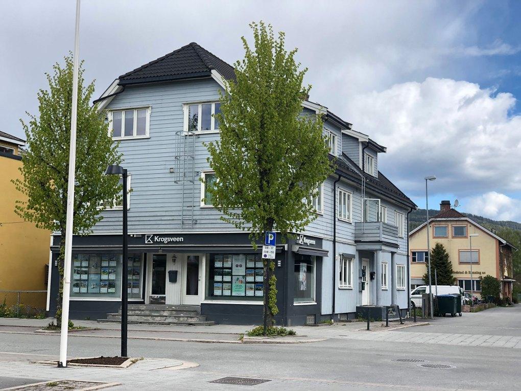 Stasjonsgata 51, Hokksund