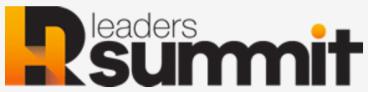 HR leaders summit