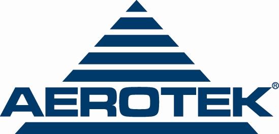 Aerotek Logo: Blue