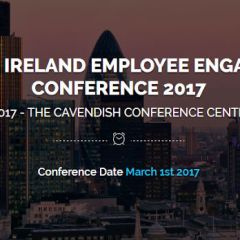 UK and Ireland Employee Engagement Conference Set To Be Big Success