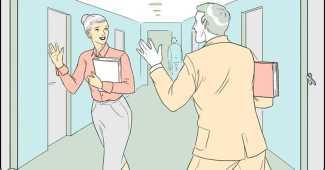 Неписаные правила офисной жизни