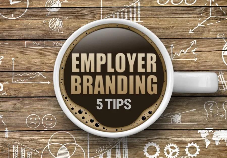 Tips til Employer Branding