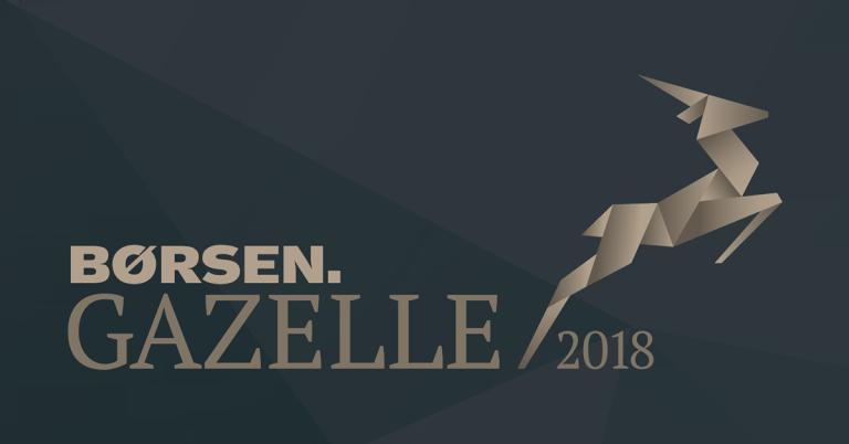 Gazelle price logo of 2018
