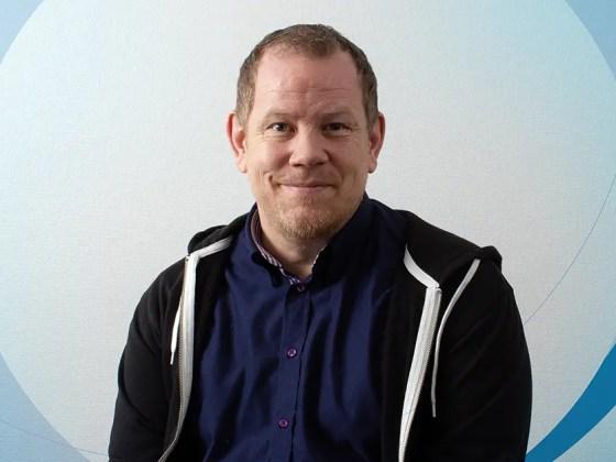 HR-ONs creative directorBjörgvin Gudjónsson