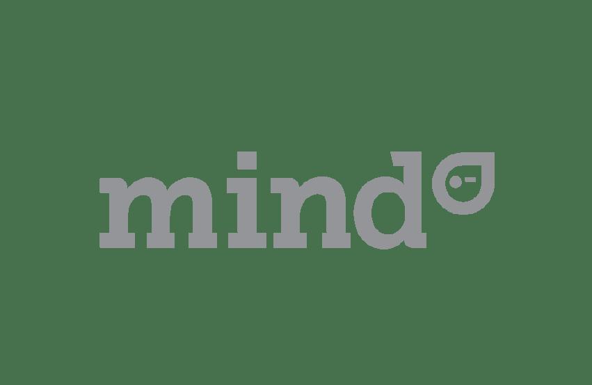 Logo af mind