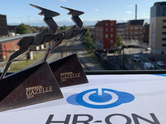HR-ONs anden Gazelle