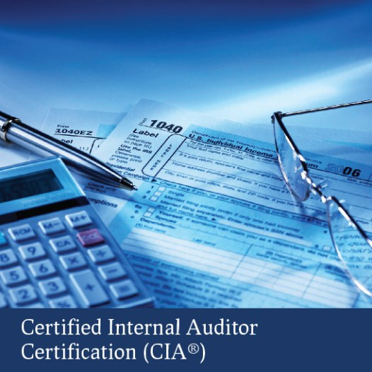 Certified Internal Auditor (CIA®)