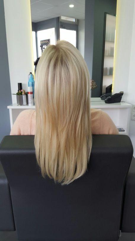 Haarverlängerung/Haarverdichtung bei HR Styling