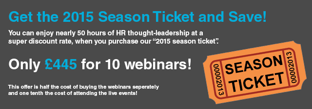 Get all the 2015 webinars here