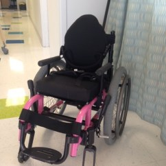 Wheelchair For Cats Ikea Desk And Chair Quickie Kidz Children S Assistive Technology Service Sold Out