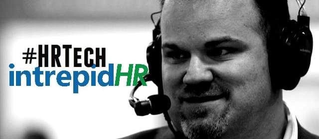Eric Winegardner, LIVE from #HRTechConf