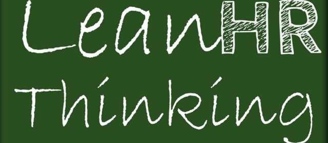 Lean HR