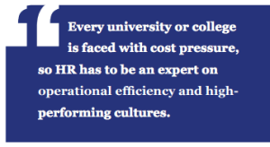 Higher Ed HR