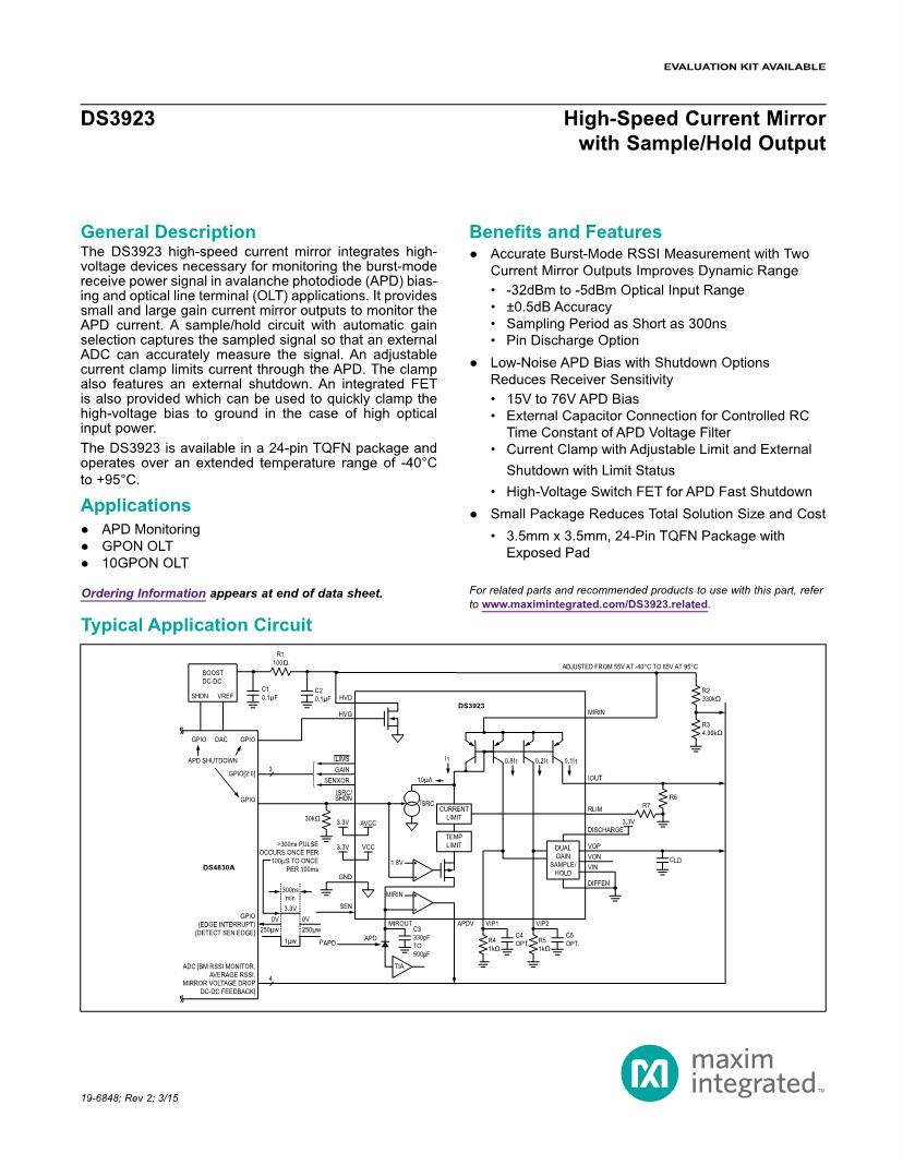medium resolution of maxim integrated current u0026 power monitors u0026 regulators datasheetsblock diagram