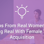 Top Tips From Real Women On Hiring Female Employees