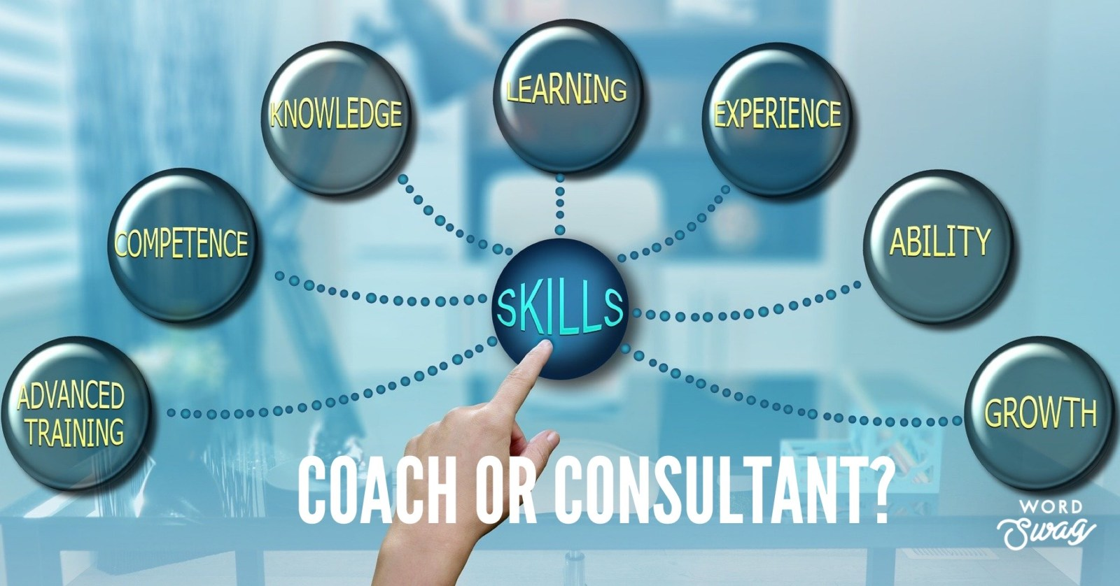Coach or Consultant?