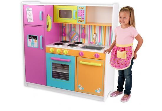 Detsk kuchynka DELUXE KidKraft  Pieskovisk detsk