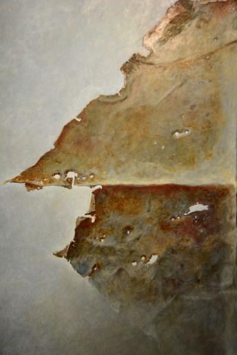 Y (detail) by Zdzisław Beksiński